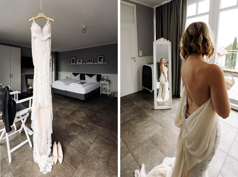 Hochzeit, Hochzeitsfotografie, Absolut Fotografie, Tanja Steger, Hoher Darsberg, Neckarsteinach, Getting Ready, Braut